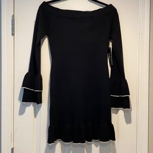 Brand new - never worn black lulus dress